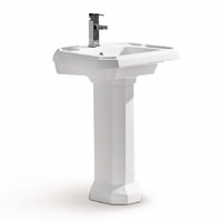 Select Pedestal Set in White 08MUY-MY3116-SET