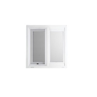 "Active Home Centre 24"" x 24"" UPVC Sliding Window with Mesh"