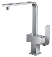 Italian Classical Design Kitchen Faucet in Chrome 09C-753325C
