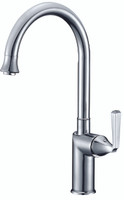 Italian Classical Design Kitchen Faucet in Chrome 09C-143690C
