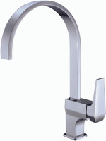 Italian Classical Design Kitchen Faucet in Chrome 09C-343848C