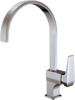 Italian Classical Design Kitchen Faucet in Brushed Nickel 09C-343848BN