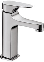 Italian Classical Design Lavatory Faucet in Brushed Nickel 09C-521663BN