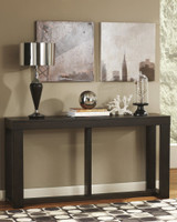 Ashley Watson Sofa Table in Dark Brown (25AS-T481-4)