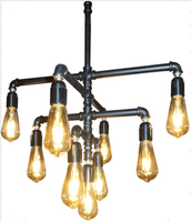 Active Home Centre 9 Light Chandelier (30HA-DU39008-9L)
