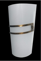 Active Home Centre 1 Light Wall Sconce in Satin Nickel (30HA-WL30184-1L-SN)