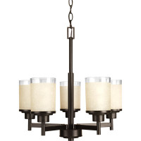 Active Home Centre 5 Light Chandelier in Antique Bronze (30GR-GP7897N5-AB)