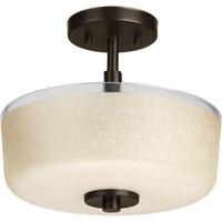 Active Home Centre 3 Light Ceiling Light in Antique Bronze (30GR-GC7897N3-AB)