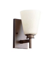 Active Home Centre 1 Light Wall Sconce in Bronze (30GR-GW5502N1-BRZ)
