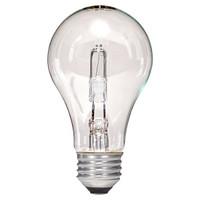 Satco 29W = 40W Twin Pack A19 Bulb (28SA-S2401)