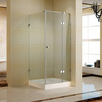 Active Home Centre Shower Enclosure with Tempered Glass (07KO-KH51)