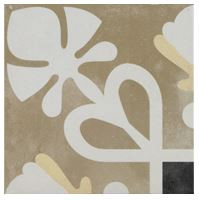 "Active Home Centre Renoir 9""x 9"" Porcelain Tile (10PAS-RENOIR99)"