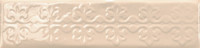 "Active Home Centre Gala Crema Decor 3""x 13"" Ceramic Wall Tile (11REA-GALCRMDC-W)"