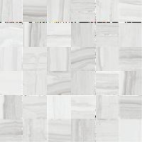 "Active Home Centre Emilia Gris Square Mesh 12""x12"" Ceramic Mosaic Tile (11ALF-EMIGRSSQM)"