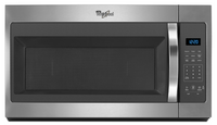 Whirlpool 1.7 cu. ft. Over the Range Microwave in Stainless (62WH-WMH31017HS)