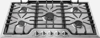 "Frigidaire 36"" Gas Cooktop with 5 Sealed Burners in Stainless (61FR-FGGC3645QS)"