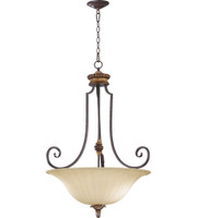 Quorum Capella 4 Light Pendant
