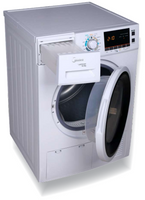 Midea 10.5kg Front Load condenser Dryer in White