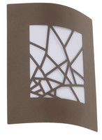 Active Home Centre Outdoor 1-Light Wall Sconce
