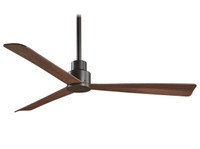 "Minka-Aire Simple 52"" Indoor Ceiling Fan in Oil Rubbed Bronze"