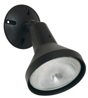 Active Home Centre 1-Light Spot Light in Black