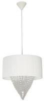 Active Home Centre 1-Light Pendant in White