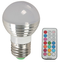 Active Home Centre 3W G45 LED RGB Bulb