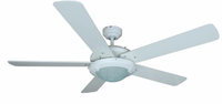 "Bali 52"" Kingston Indoor Ceiling Fan in White"