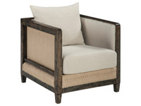 Ashley Copeland Accent Chair in Linen