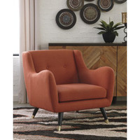 Ashley Menga Accent Chair in Adobe