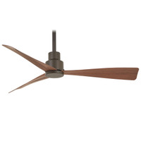 "Minka-Aire Simple 44"" Indoor Ceiling Fan in Oil Rubbed Bronze"