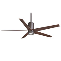 "Minka-Aire Symbio 56"" Indoor Ceiling Fan in Oil Rubbed Bronze"