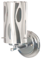 Active Home Centre 1 Light Wall Sconce in Chrome