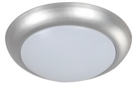 Active Home Centre LED 1-Light Ceiling Light in Silver