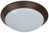 Active Home Centre 18W LED Ceiling Light in Dark Brown