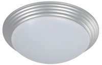 Active Home Centre 18W LED Ceiling Light in Silver
