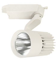 Active Home Centre LED Track Light in Matt White