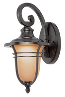Active Home Centre Outdoor Wall Sconce in Oil Rubbed Bronze