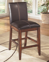 Ashley Larchmont Counter Height Bar Stool