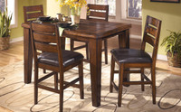 Ashley Larchmont Counter Height Table