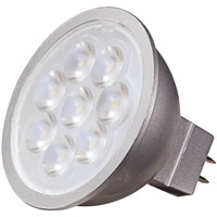 Satco 6.5W Dimmable GU5.3 2700K LED Bulb