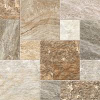 "Active Home Centre Carajas Brown 24""x 24"" Ceramic Floor Tile"