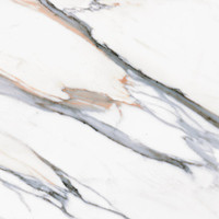 "New  Arrivals Active Home Centre Navia Blanco 13""x 13"" Porcelain Tile"