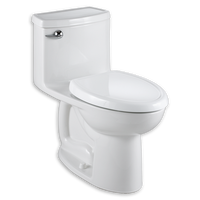 American Standard Cadet One Piece Toilet in White 06AMS-2403048-020