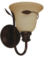 Active Home Centre 1 Light Wall Sconce in Old Gold