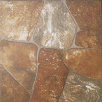 "Active Home Centre Stone Honey 18""x 18"" Ceramic Floor Tile"