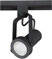 Active Home Centre 1-Light Track Light Head in Black