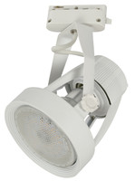 Active Home Centre 1-Light Track Light Head in White