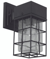 Active Home Centre Outdoor 1-Light Wall Sconce in Coffee