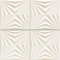 "Active Home Centre Optic White 17""x17"" Porcelain Wall Tile"